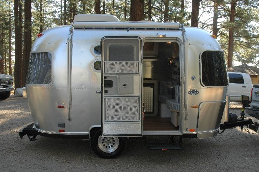 2006 Bambi Quicksilver Airstream