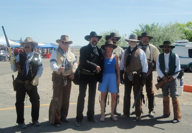 Sierra Nevada Gunfighters