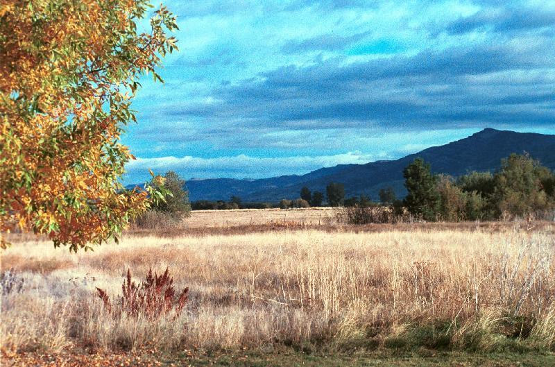 Goose Lake Oregon