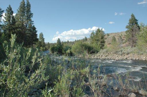 Chewaucan River, Oregon