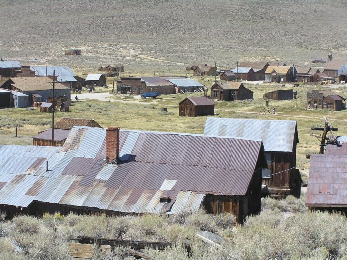 Bodie 2007 outside views