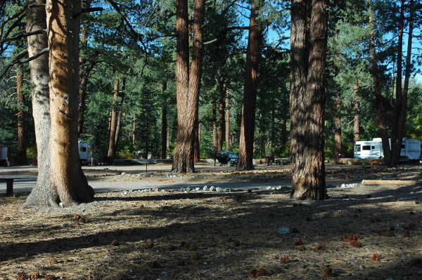 Glass Creek Campground