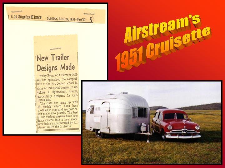 51 crusette airstream