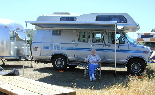 Thats A 1991 Airstream B190 Based On Ford E350 With 460