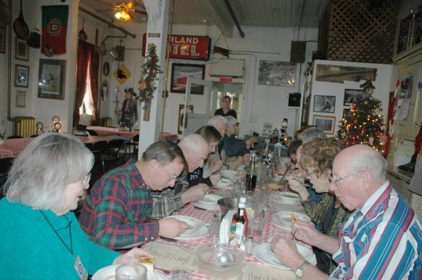 SNU December 2006 Meeting Overland Hotel