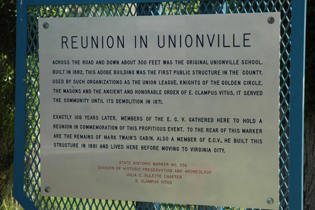 Unionville May 2006