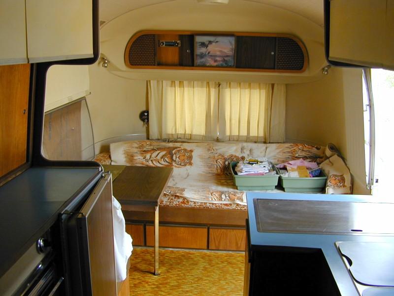 Airstream Interior Tours