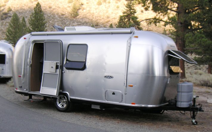 Airstream Safari Sport