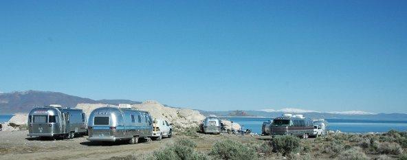 Sierra Nevada Unit Pyramid Lake Rally March 2008